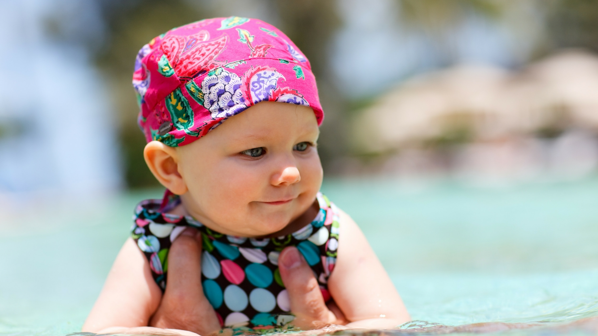 Clearwater infant swimming lessons