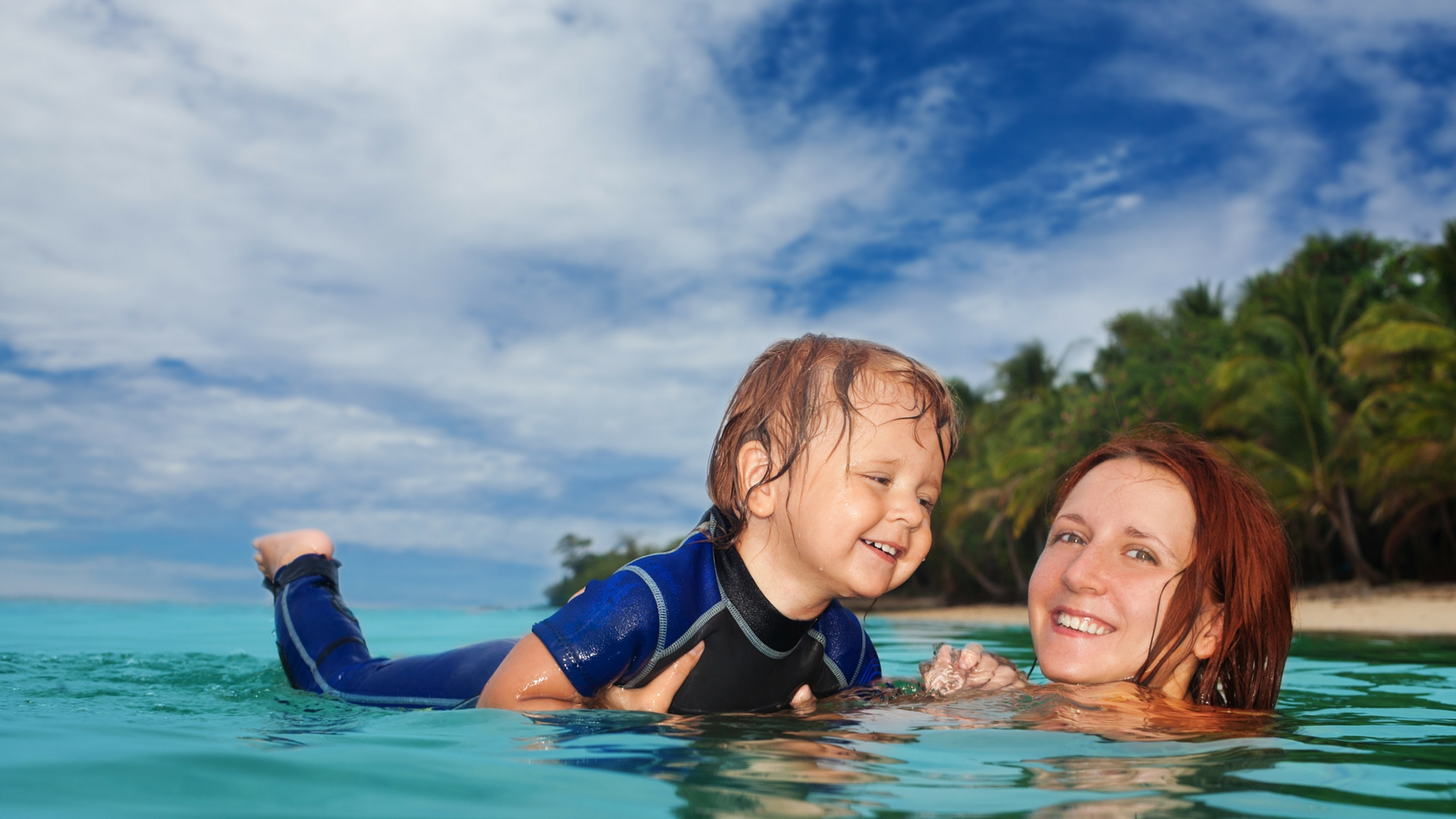 Clearwater toddler swimming lessons