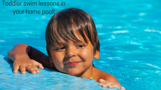 Toddler swim lessons Making Waves Swimming